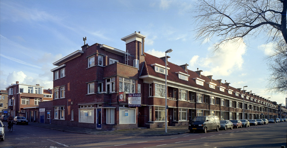 laan van Meerdervoort Nieuwe Haagse School