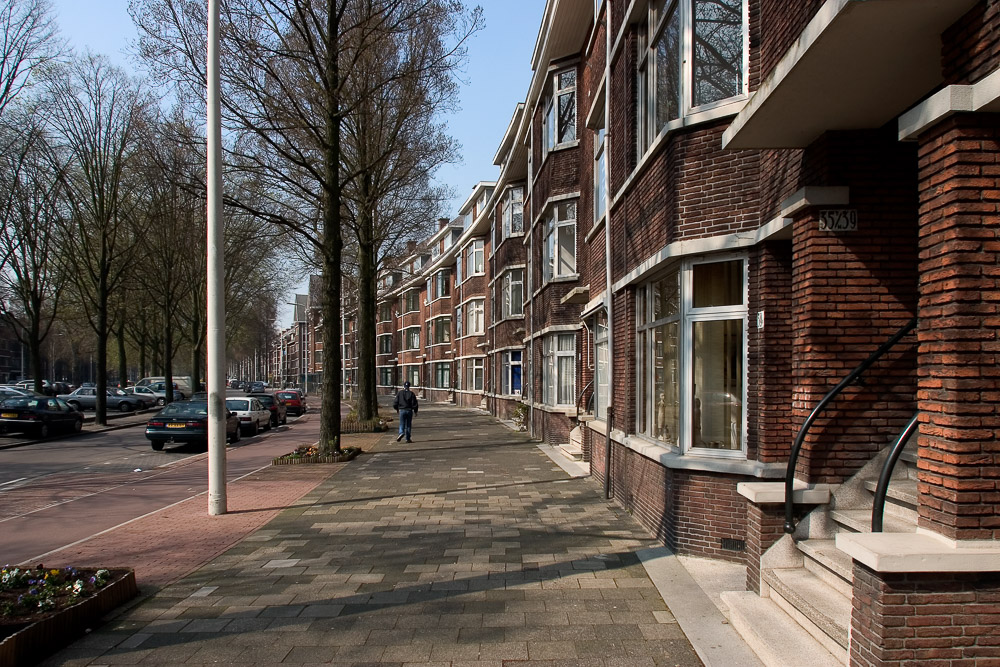 Thorbeckelaan Nieuwe Haagse School