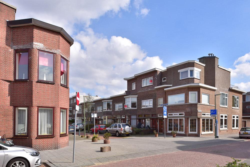 dakopbouwen Nieuwe Haagse School