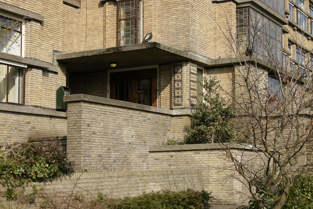 dalton college Nieuwe Haagse School architectuurwandeling