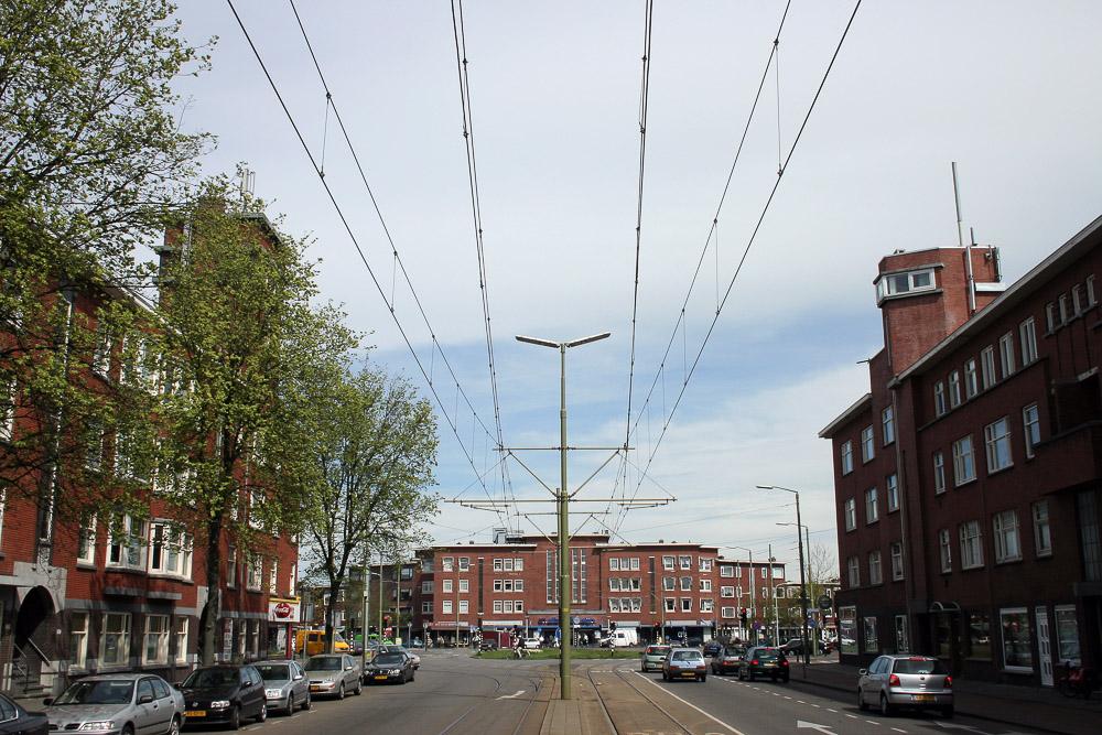 architectuur Lorentzplein