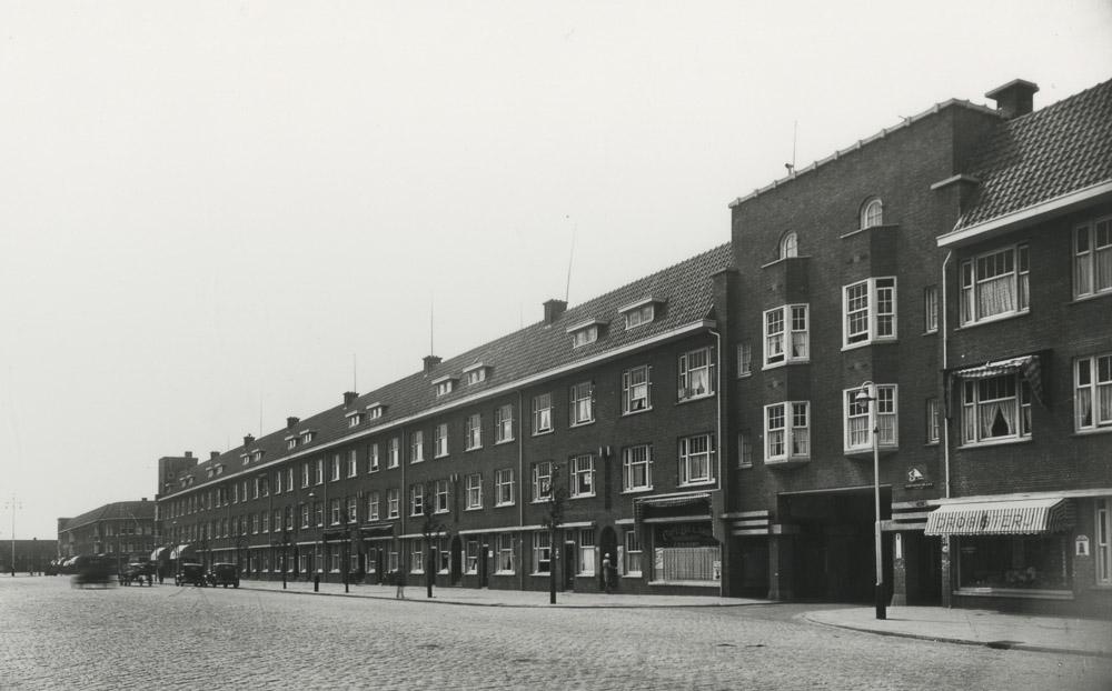 Nieuwe Haagse School in Laakkwartier