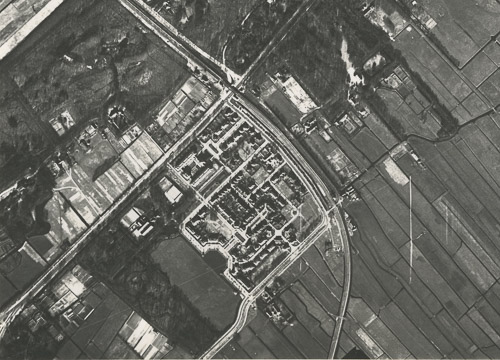 oude luchtfoto Marlot