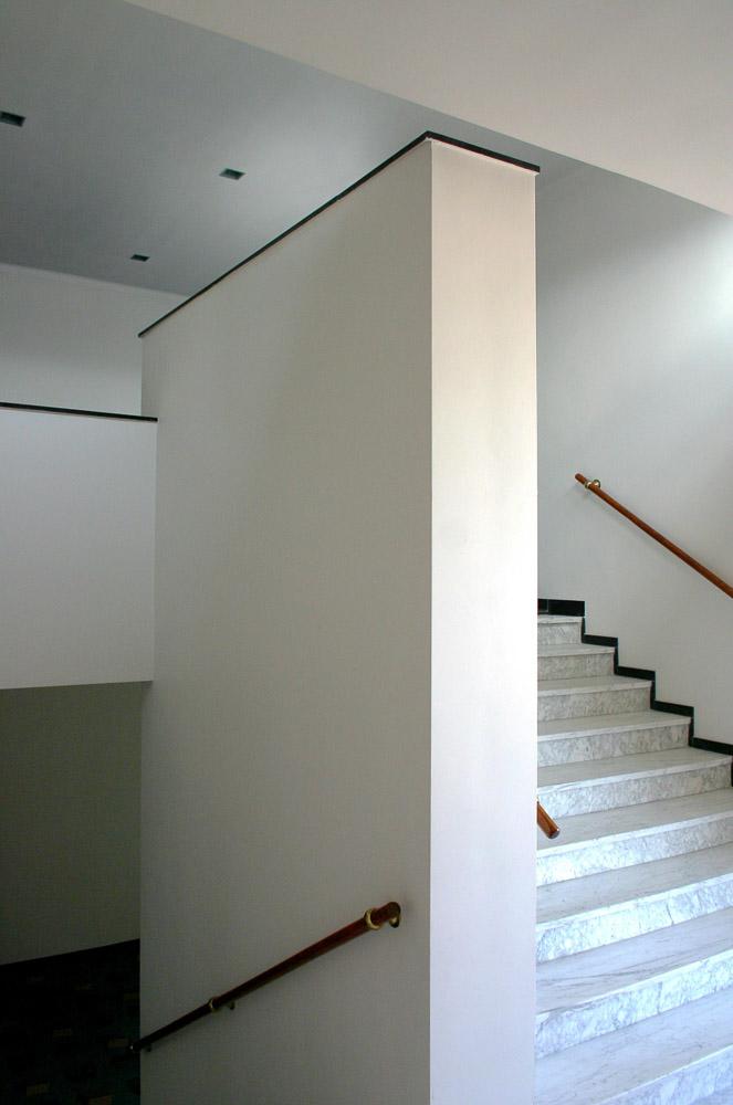 interieur nieuwe haagse school