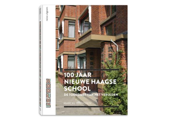 cover boek 100 jaar Nieuwe Haagse School