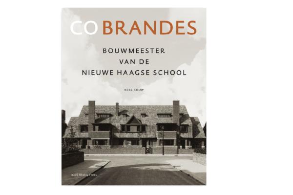 cover boek Co Brandes van auteur Kees Rouw