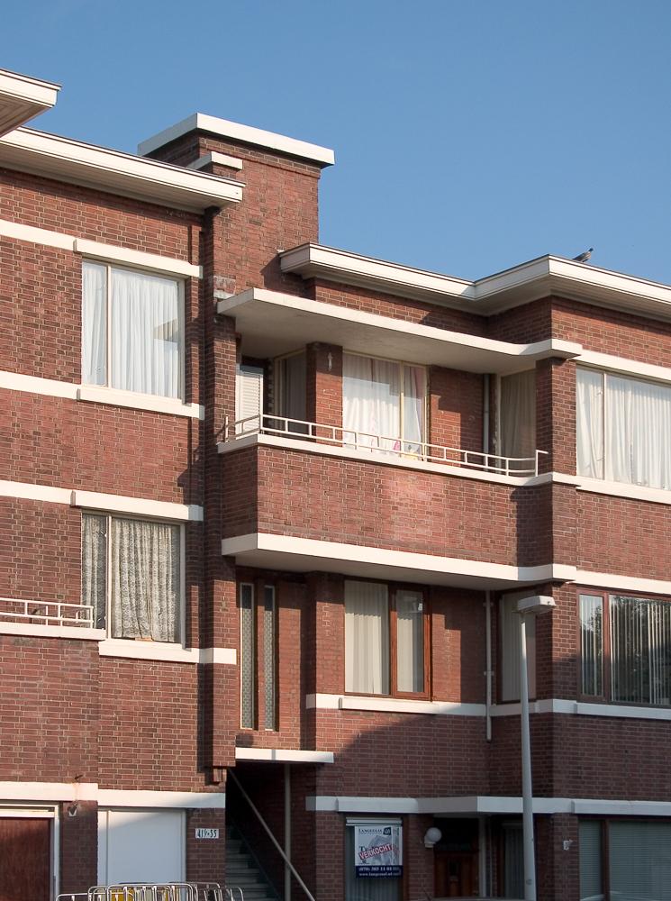 Bezuidenhout Oost Nieuwe Haagse School architectuur