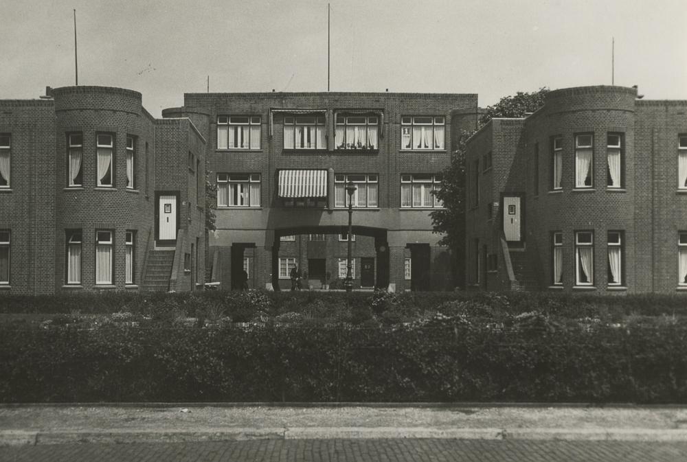Gagelplein Nieuwe Haagse School architectuur