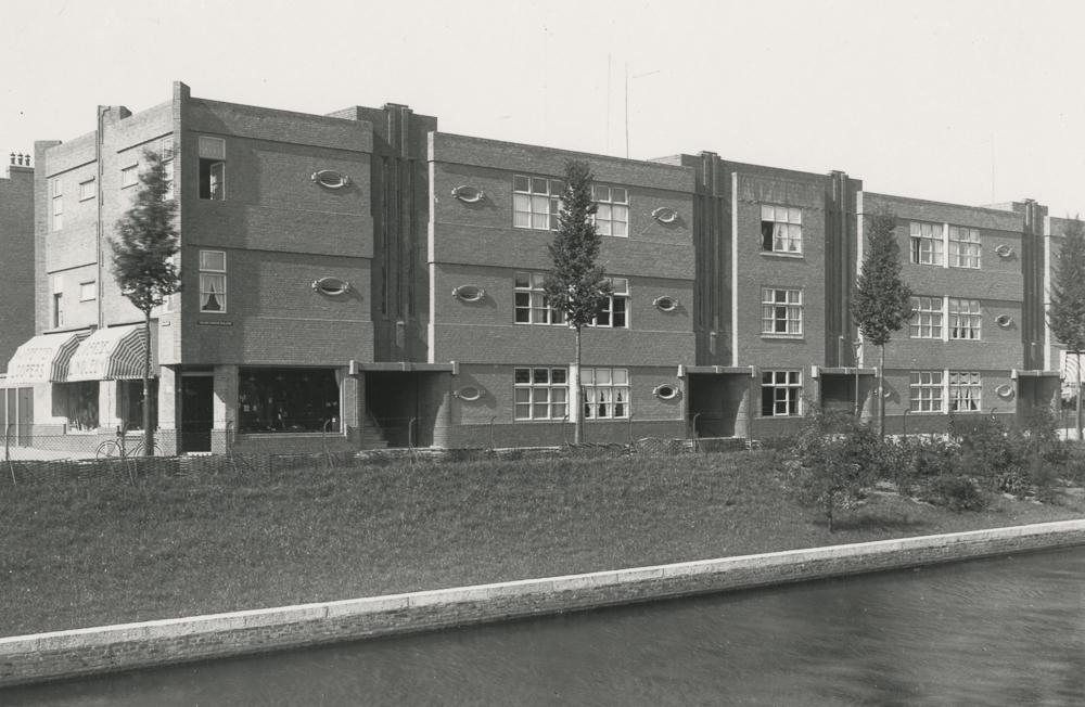 woningbouw heesterbuurt nieuwe haagse school