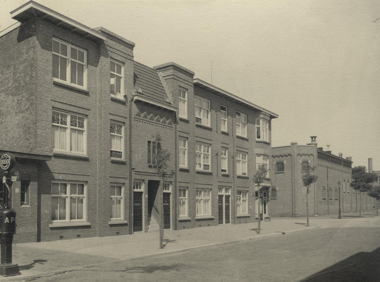 woningen in de heesterbuurt Den Haag