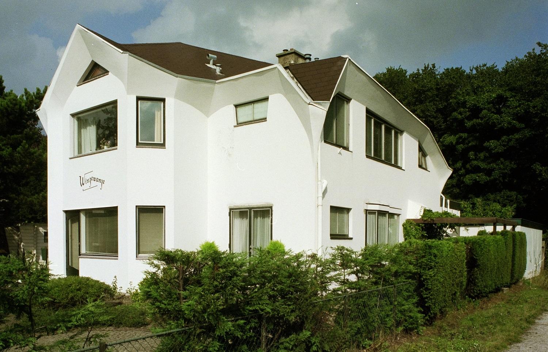 villa Winjewanje architectuur vogelwijk